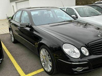 gebraucht Mercedes E350 E-Klasse E350 4Matic Facelift E-Klasse4Matic Facelift