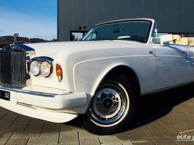 gebraucht Rolls Royce Corniche Corniche Cabriolet