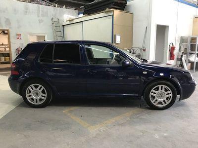 gebraucht VW Golf IV GTI 2.3 V5