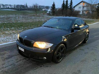 gebraucht BMW 120 Coupé 1er 120d Coupé M Paket 1er d M Paket