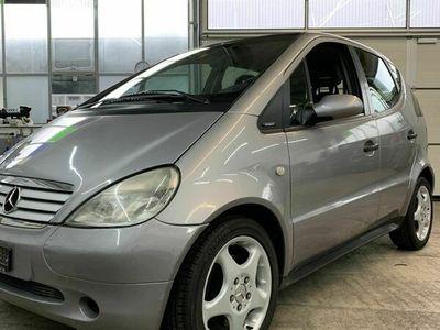 gebraucht Mercedes A190 A-Klasse A 190 Mercedes Automaik Klima A-KlasseMercedes Automaik Klima
