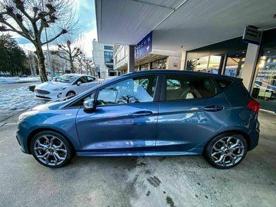 gebraucht Ford Fiesta 1.0 EcoB ST-Line