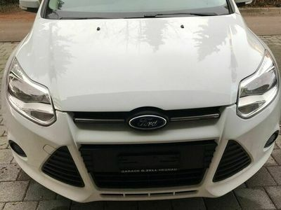 gebraucht Ford Focus Focus Focous 2.0 TDCi Frisch AB MFKFocous 2.0 TDCi Frisch AB MFK