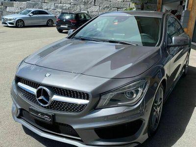 gebraucht Mercedes CLA220 CLA-KlasseCDI AMG Line 4Matic 7G-DCT (Limousine)