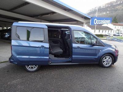 gebraucht Ford Tourneo Connectect Gran1.5 EcoBlue Titanium
