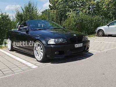 gebraucht BMW 325 Cabriolet CI E46 M-PAKET SEHR SELTEN