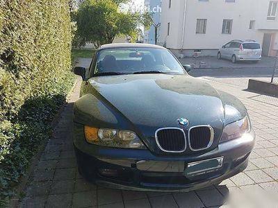 gebraucht BMW Z3  1.8
