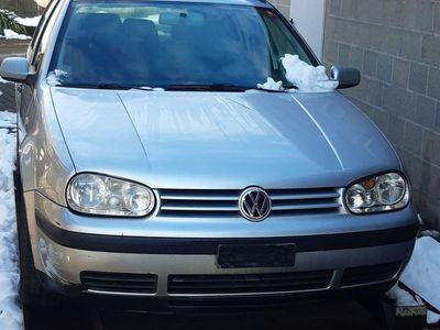 gebraucht VW Golf IV variant 4 motion