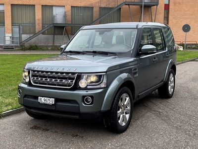 gebraucht Land Rover Discovery 3.0 SDV6 SE Automatic