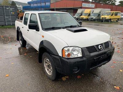 gebraucht Nissan Navara 4x4 Double Cab