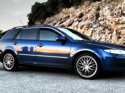 gebraucht Mazda 3 6 Kombi Sport 2004 TOP ZUSTAND! Liebhaber Auto <