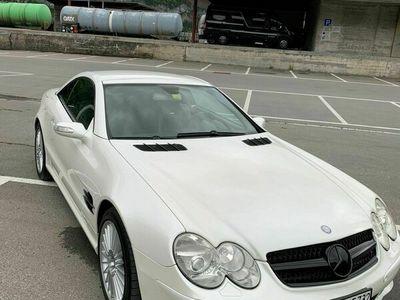 gebraucht Mercedes SL55 AMG AMG Automatic