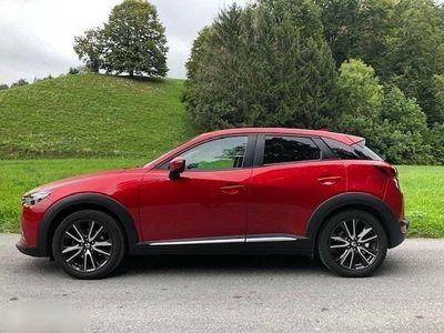 gebraucht Mazda CX-3 G 150 AWD / Unfallfrei / Nichtraucher-Fzg.