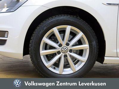 gebraucht VW Golf VII Variant 2.0 TDI Lounge PORT NAVI SHZ