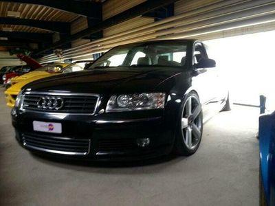 gebraucht Audi A8 4.2 quattro 35'100km 08.2002