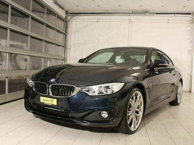 gebraucht BMW 420  d Coupé xDrive