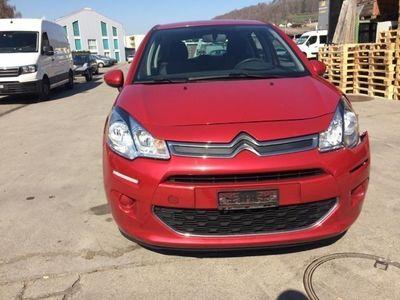 gebraucht Citroën C3 1.2i Exclusive