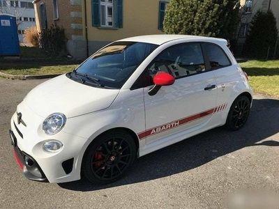 gebraucht Fiat 500 Abarth 595 competizione mit akrapovic