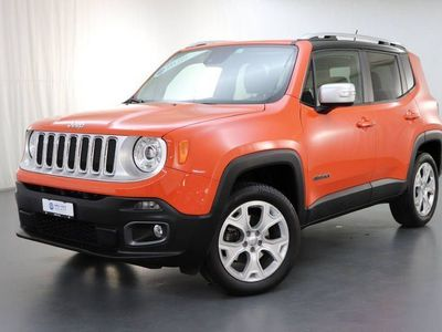 gebraucht Jeep Renegade 2.0 CRD 140 Limited AWD