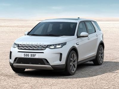 gebraucht Land Rover Discovery Sport 2.0 TD4 165 / MHEV