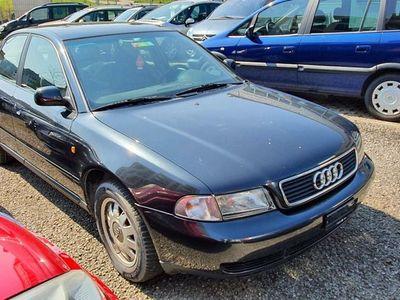 gebraucht Audi A4 1.8 Ab Platz, Auto fahrbahr