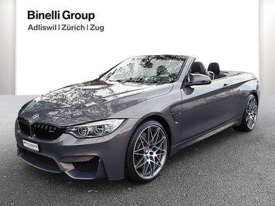 gebraucht BMW M4 Cabriolet 4erDKG