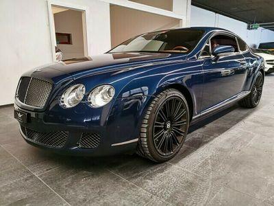 gebraucht Bentley Continental GT Speed 6.0 SONDERFAHRZEUG MULLINER WIN