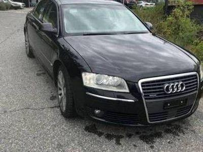 gebraucht Audi A8 4.2 Quattro frisch ab Mfk