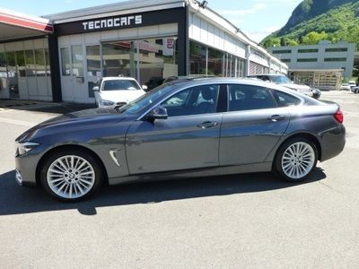gebraucht BMW 420 Gran Coupé d Luxury