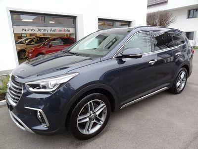 gebraucht Hyundai Santa Fe Gr.SantaFe 2.2 CRDI Vertex 4WD Automatic