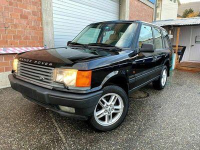 gebraucht Land Rover Range Rover 4.6 HSE