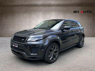 gebraucht Land Rover Range Rover evoque 2.0 Si4 HSE AT9