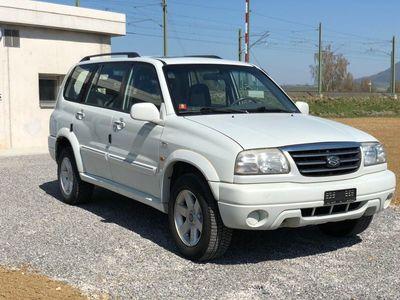 gebraucht Suzuki Grand Vitara Vitara2.7 V6 Wagon Limited Edition