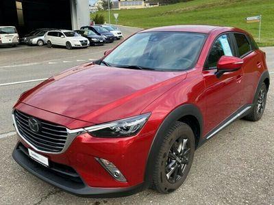gebraucht Mazda CX-3 SKYACTIV-G 150 Revolution AWD