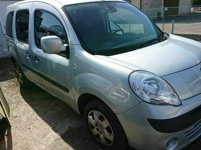 gebraucht Renault Kangoo Kangoo 1.6 16V Authentique1.6 16V Authentique