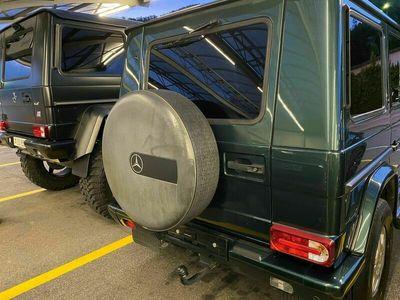 gebraucht Mercedes G500 4x4²  7G-Tronic