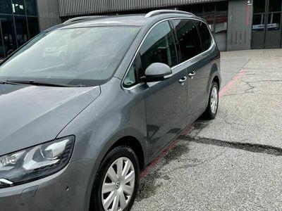 gebraucht VW Sharan 2.0TDI BMT DSG Highline 184 PS 7 Sitze