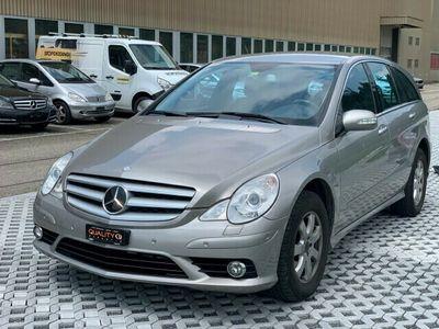 gebraucht Mercedes R350 R-Klasse4Matic 7G-Tronic
