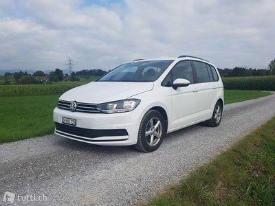 gebraucht VW Touran 1.6 tdi-115ps,dsg,navi