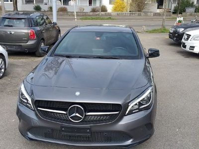 gebraucht Mercedes CLA200 d Night Star 7G-DCT