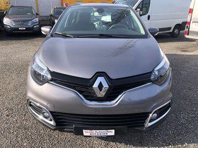 gebraucht Renault Captur 1.2 T 16V Dynamique EDC
