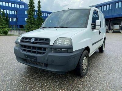 gebraucht Fiat Doblò Doblo1.9 JTD Cargo SX
