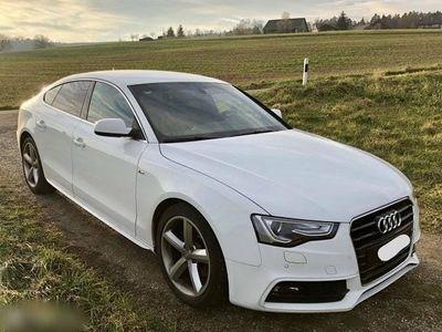 gebraucht Audi A5 Sportback 2.0 TDI S-Line