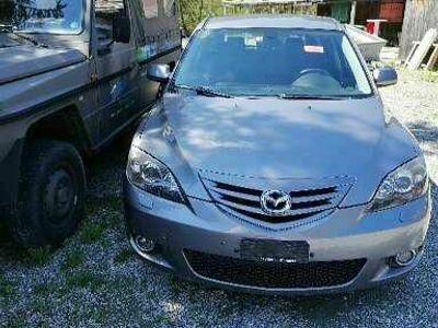 gebraucht Mazda 5 2.0 CD-HP TD Exclusive