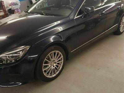 gebraucht Mercedes CLS350 BlueTEC 4Matic 7G-Tronic