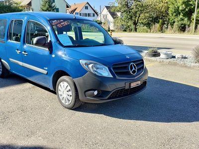gebraucht Mercedes Citan 111 Kombi eL 1.5 CDI 7P