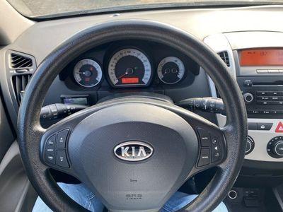 gebraucht Kia cee'd Sporty Wagon 1.4 16V Eco