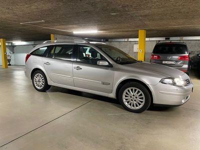 gebraucht Renault Laguna 2.2 Diesel Automat