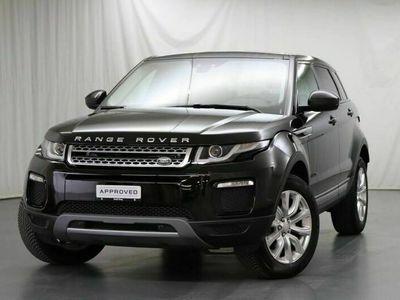 gebraucht Land Rover Range Rover evoque 2.0 Si4 SE