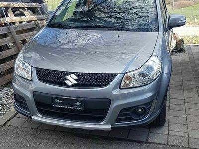 gebraucht Suzuki SX4 1.6 16V Compact Top 4WD